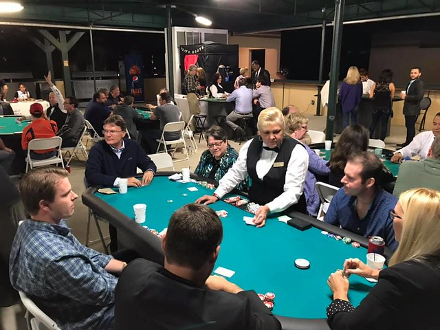 2019 All-In For Families First Poker