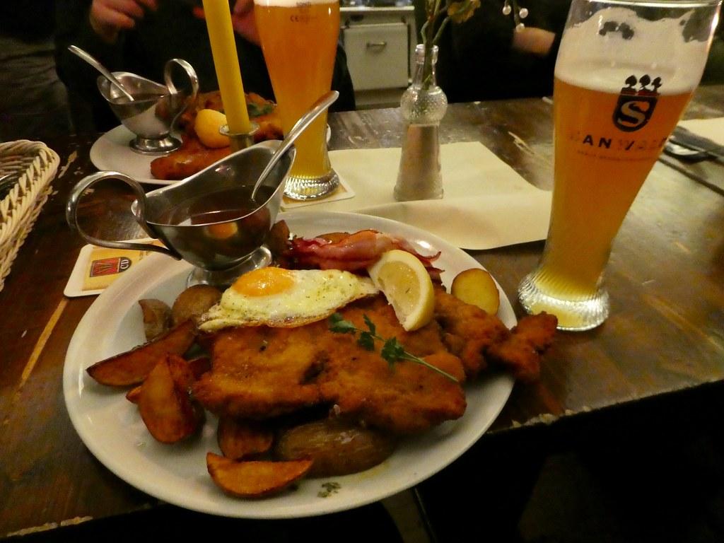 Schnitzel in Stuttgart