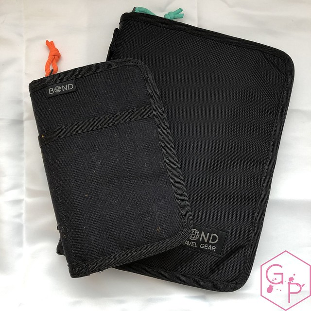 Bond Travel Gear Wallet & Field Journal & Tomoe River Notebooks Review 30