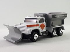 City Service Vehicles