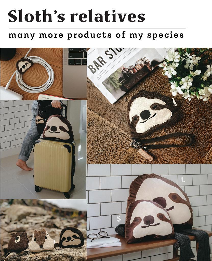sloth relative