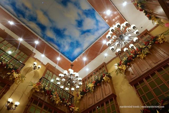Villa Caceres Hotel Interior