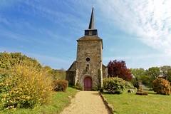 chapelle de Bizole Morbihan