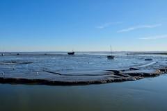 Between Benfleet and Leigh on Sea