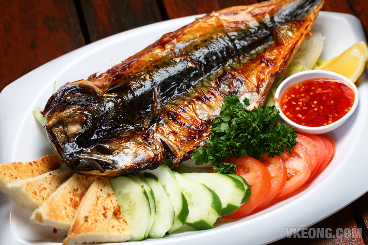 Oldies-Cafe-Jalan-Sultan-KL-Grilled-Mackerel