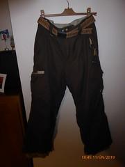 kalhoty na snowbord nebo lyže - titulní fotka