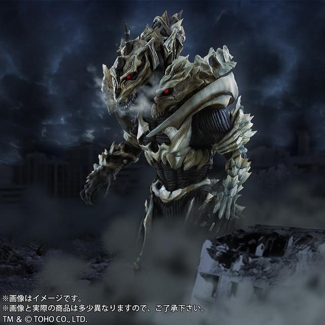 東寶大怪獸 限定商品 《哥吉拉 最後戰役》「Monster X」!GODZILLA FINAL WARSモンスターX