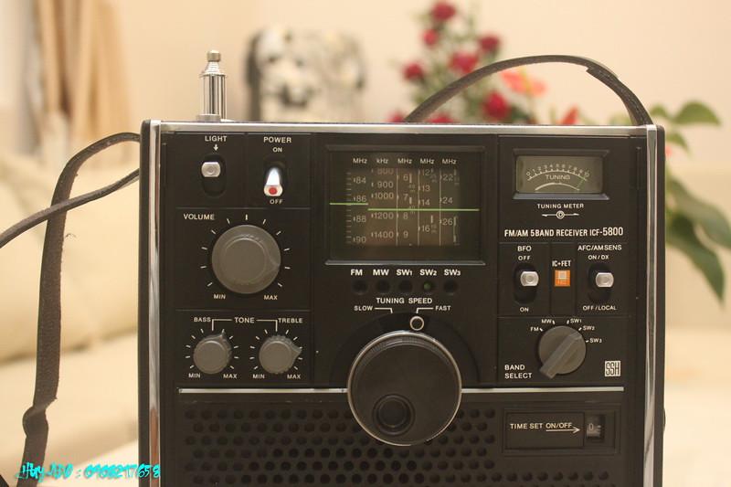SONY IFC 5800.