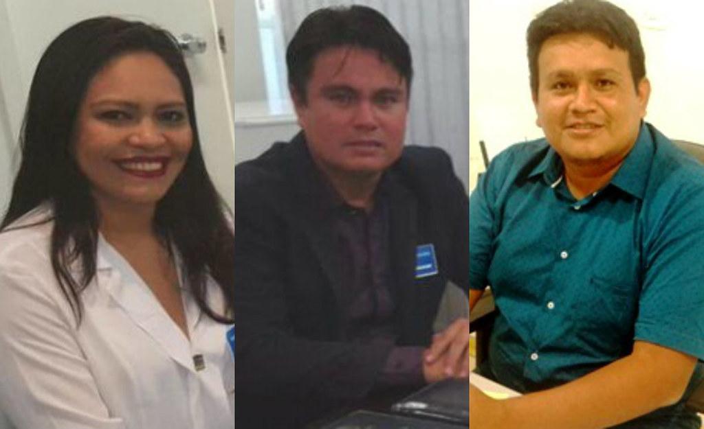 Faro: Ministério Público Federal ajuíza denúncia contra prefeita, esposo e cunhado, Prefeita Jade e os irmãos Abreu