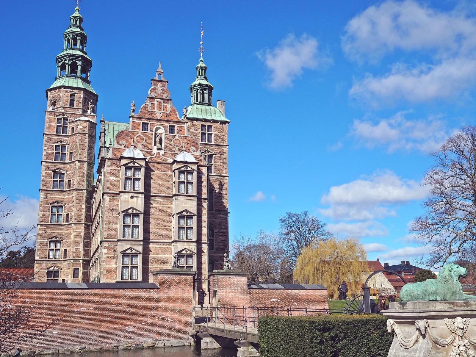 rosenborgin linna kööpenhamina