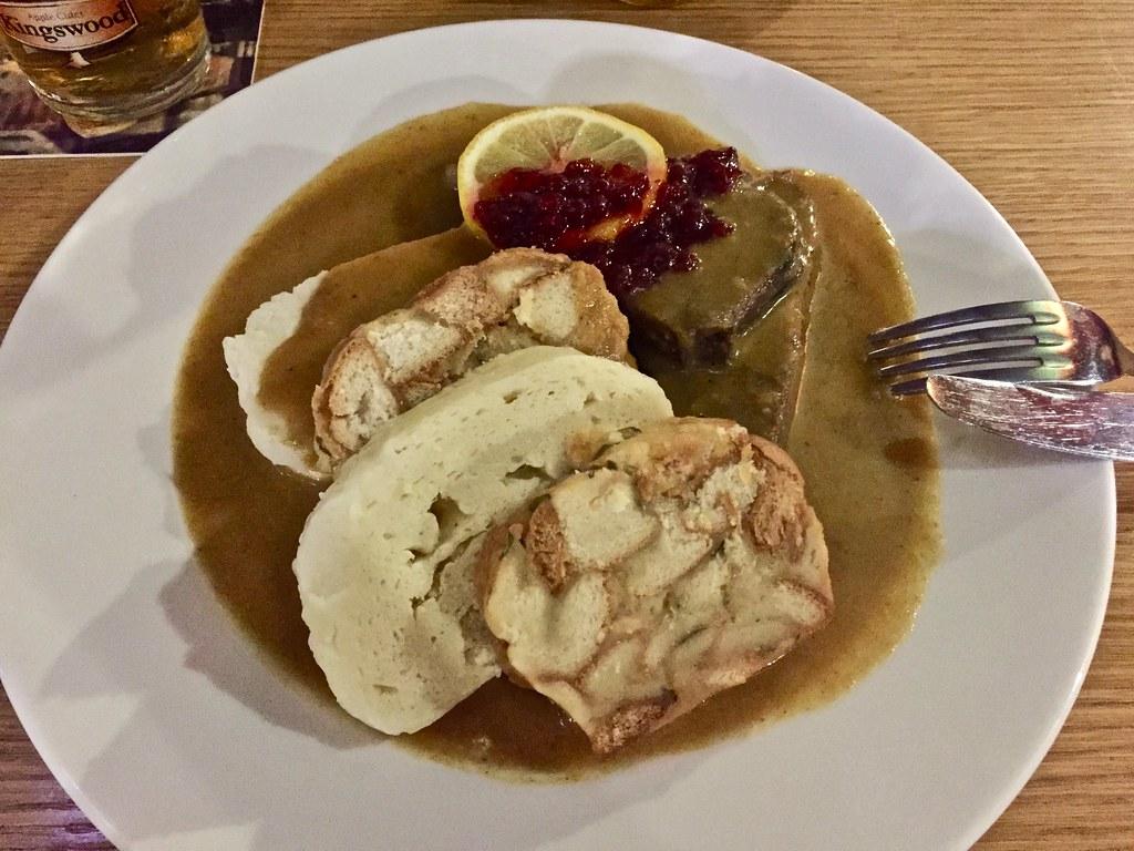 Dove mangiare a Praga - Kolkovna Celnice