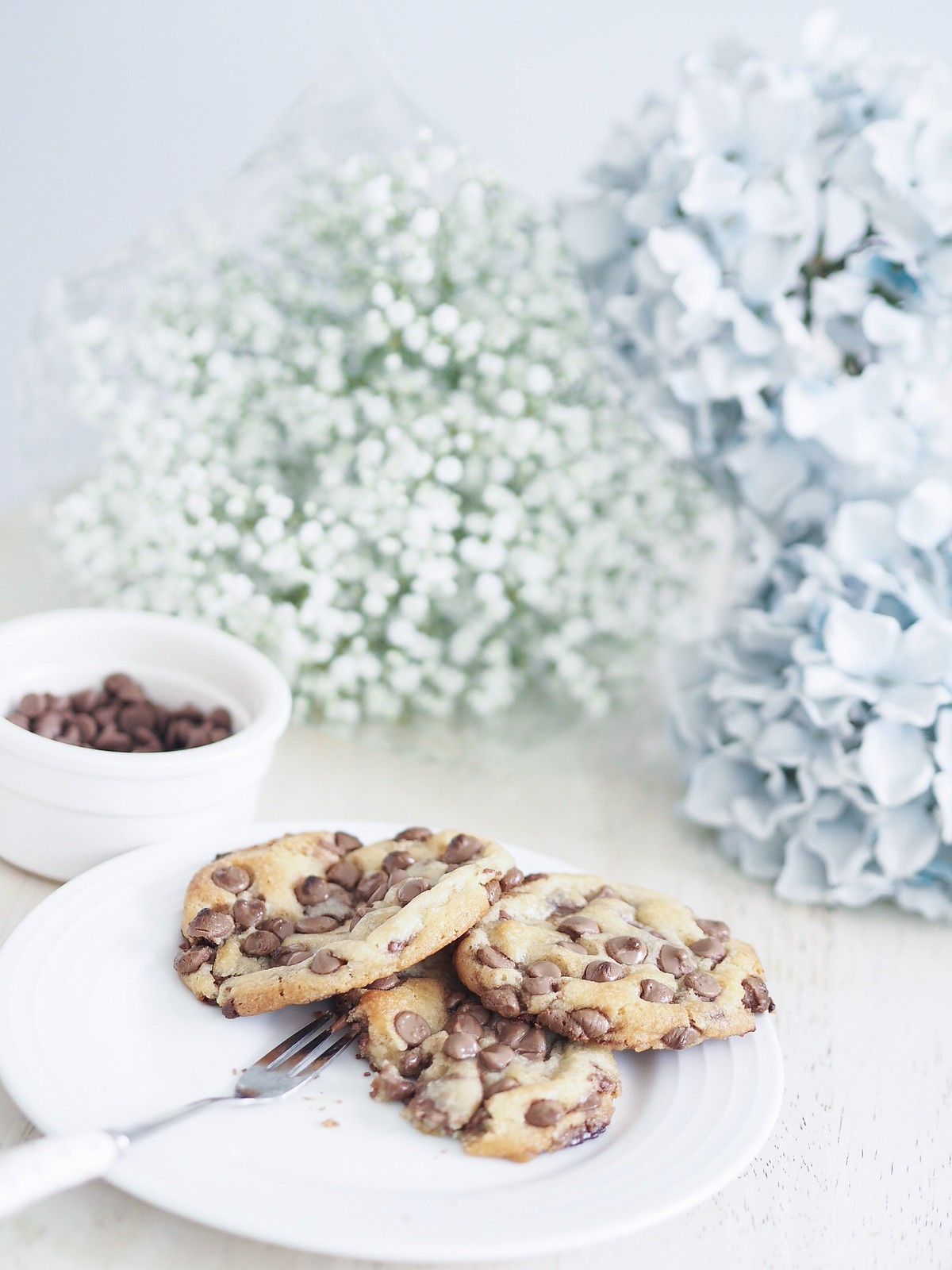 soft and chewy chocolate chip cookie recipe uk