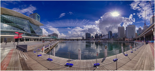 Darling Harbour - Morning