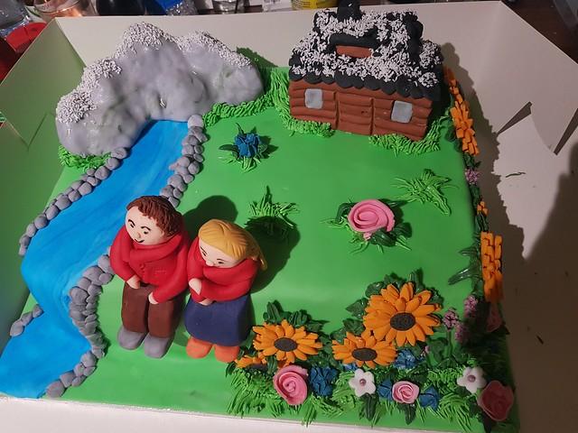 Cake by Aga Brzezinska-Kopeć