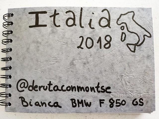 Motoviaje a Italia