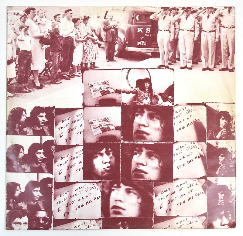 A0647 ROLLING STONES Exile on Main Street