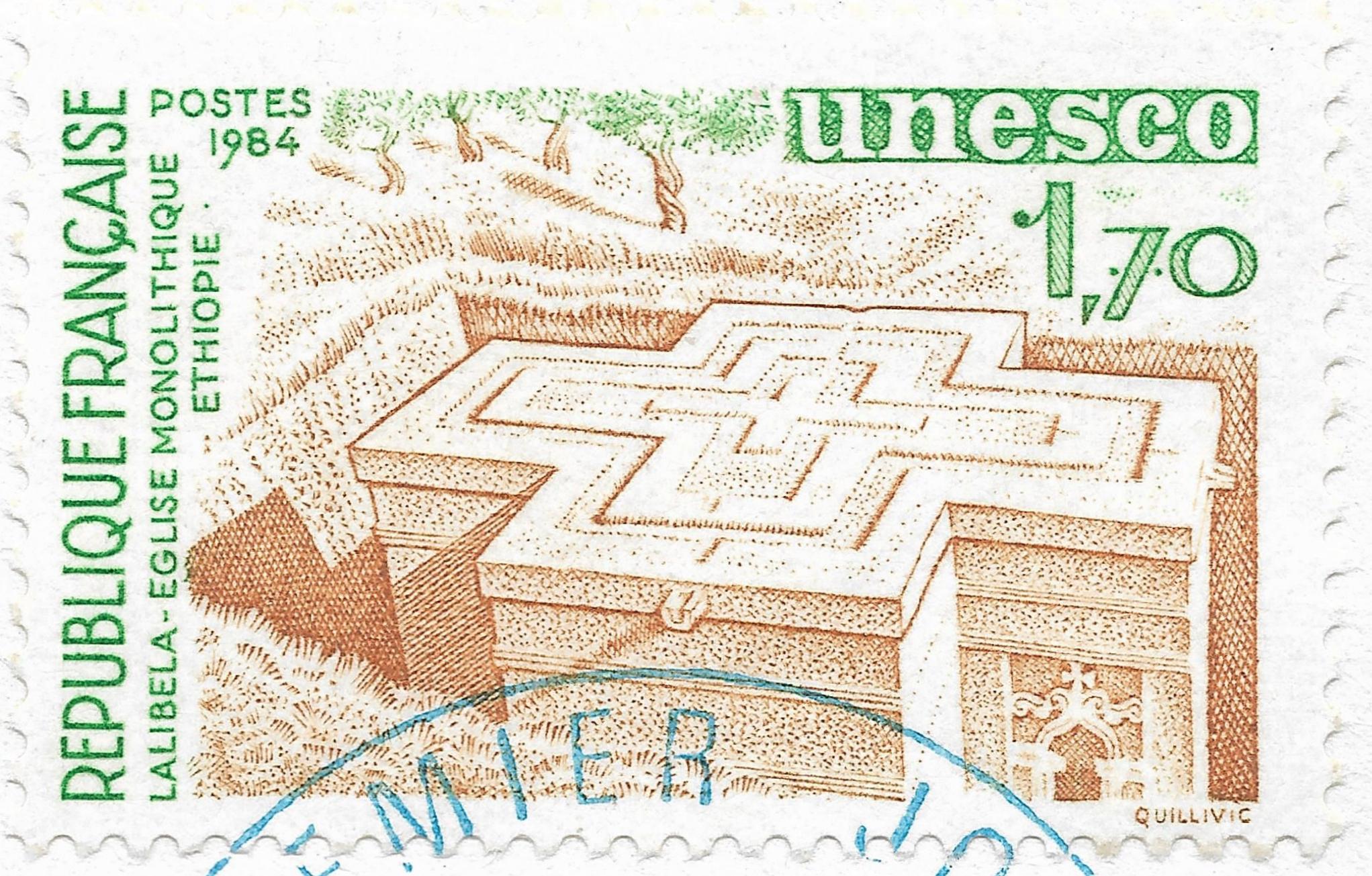 UNESCO (France) - Scott #2O29 (1984)