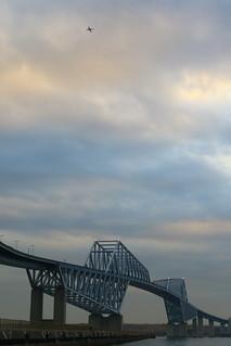 東京ゲートブリッジより
