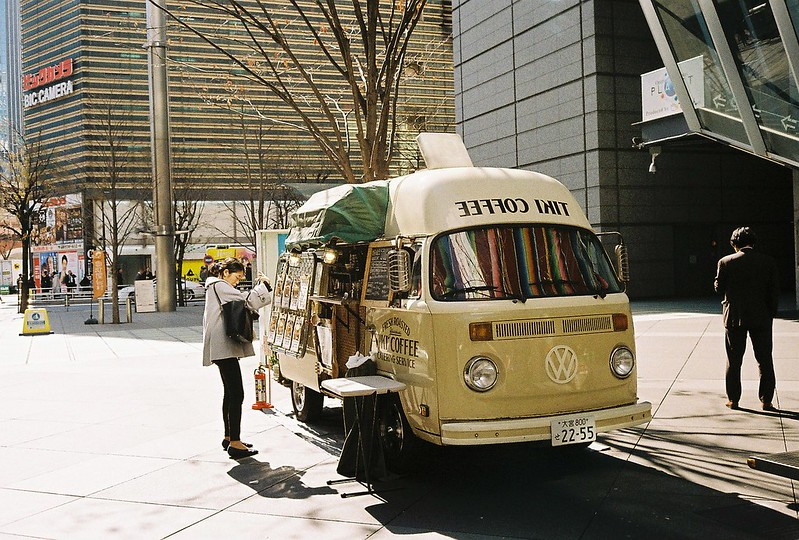 Leica M2+Leitz Summicron 35mm f2 0+Kodac Ultramax 400有楽町国際フォーラム