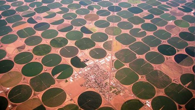 4990 Why do they make circular crop fields in Saudi Arabia 00