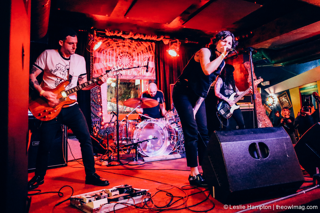 Super Unison @ Bottom of the Hill, San Francisco 2/26/19