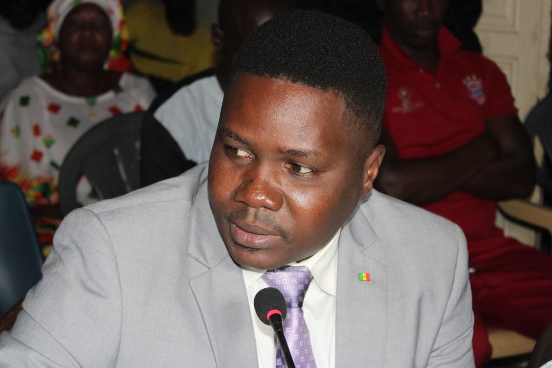 Rencontre Benno Bokk Yaakaar Cambérène 2 Avec Issa Sow, responsable Politique amis de Macky Sall (18)