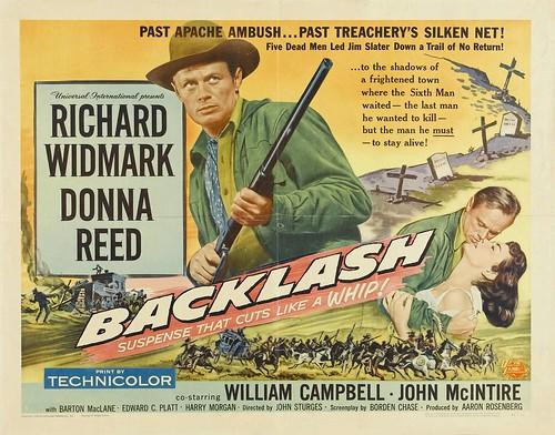 Backlash - Poster 1