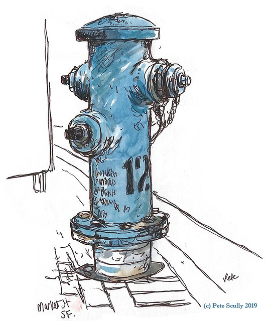 Blue Hydrant Market