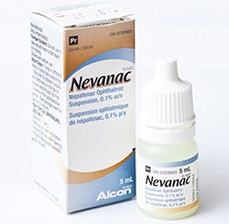 NEVANAC 0,1% EYE DROP 5ML