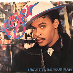 ROGER:I WANT TO BE YOUR MAN(JACKET A)