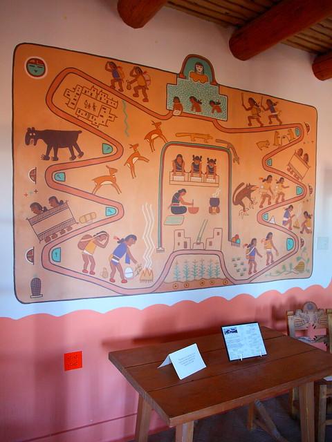 IMG_7685 Mural in Painted Desert Inn