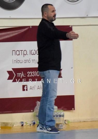 Handball Premier: Φίλιππος Βέροιας – Πυλαία 26-24
