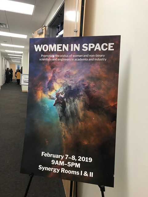 Women in Space Conference