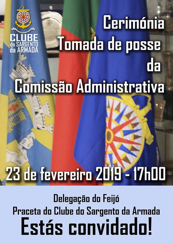 Flayer comissão administrativa 2019