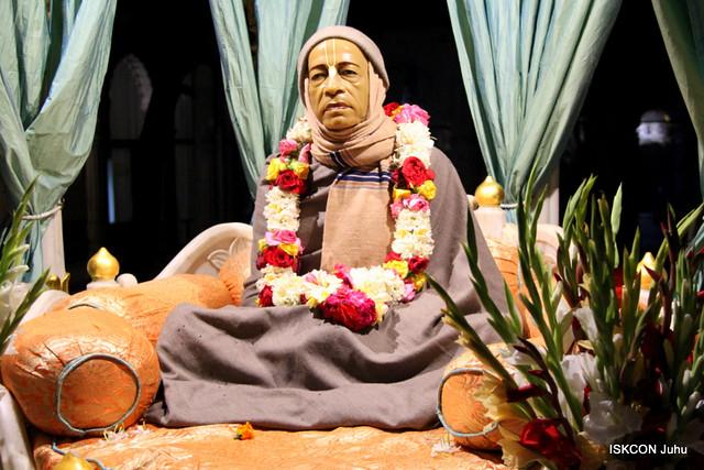 21 Feb 2019 Mangala Aarti Darshan ISKCON Juhu