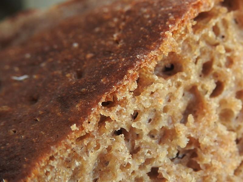 Ржаной хлеб домашней выпечки