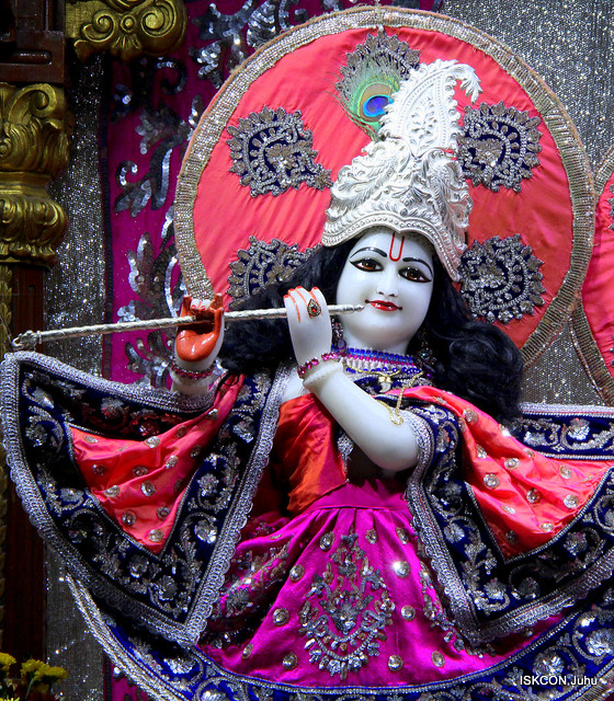 14 March 2019 Mangal Darshan ISKCON Juhu Mumbai