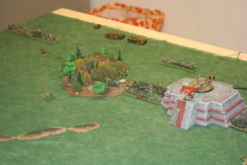 [4000 - Orcs+HL vs Khemri] La bataille des pyramides noires 33505079228_4561cdd255_c
