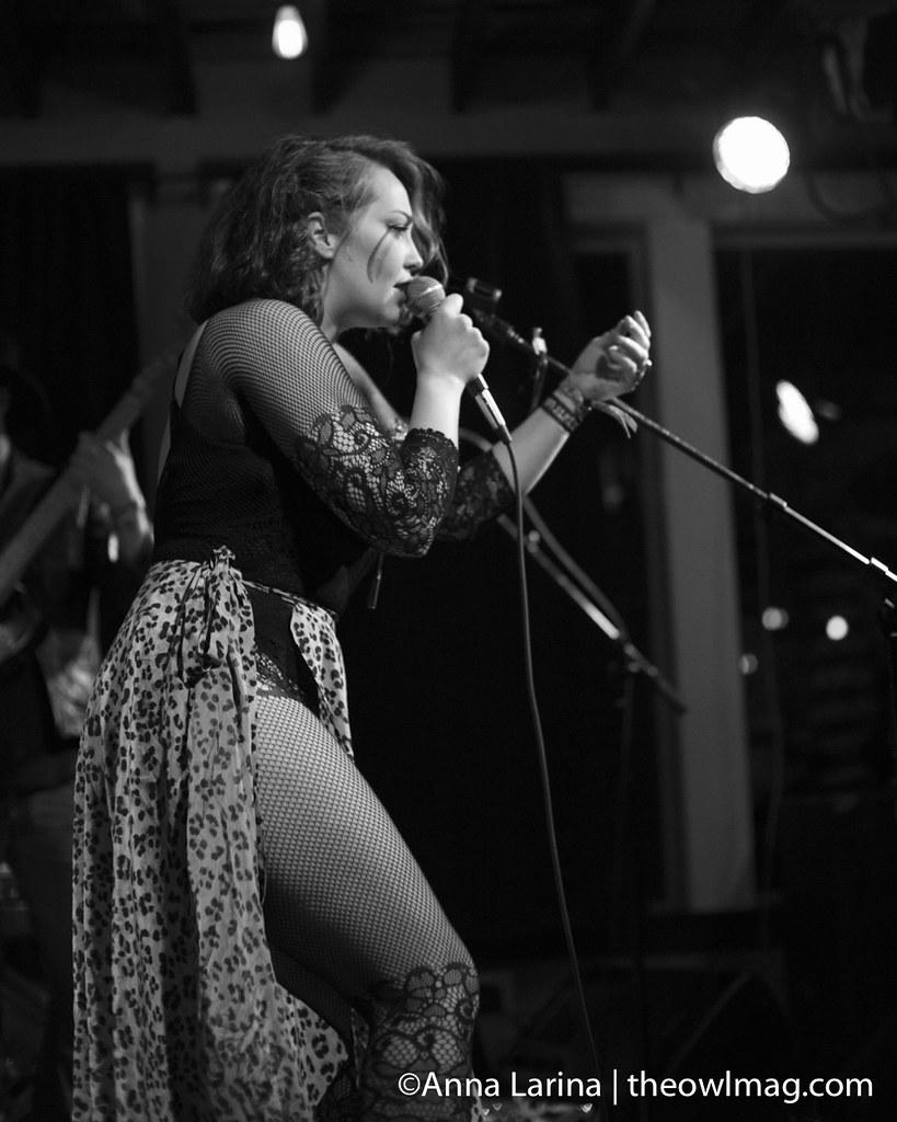 026_Cassandra Lewis & the Foxxtones @ Treefort Music Fest 032319