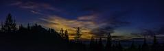 High Rock Sunset