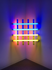 Dan Flavin - Modern Art Museum of Fort Worth