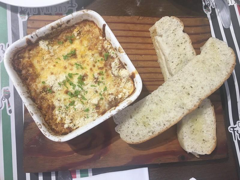 Cucina di Francisco, Libis