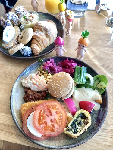 vegan brunch at radisson blu royal park hotel, solna, stockholm, sweden, february 17, 2019 🌱💚 -