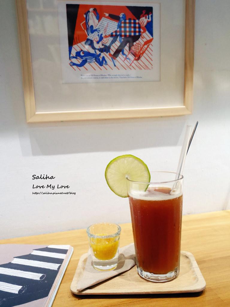 台北中正紀念堂古亭站附近不限時咖啡廳下午茶好吃千層蛋糕生活在他方 (5)
