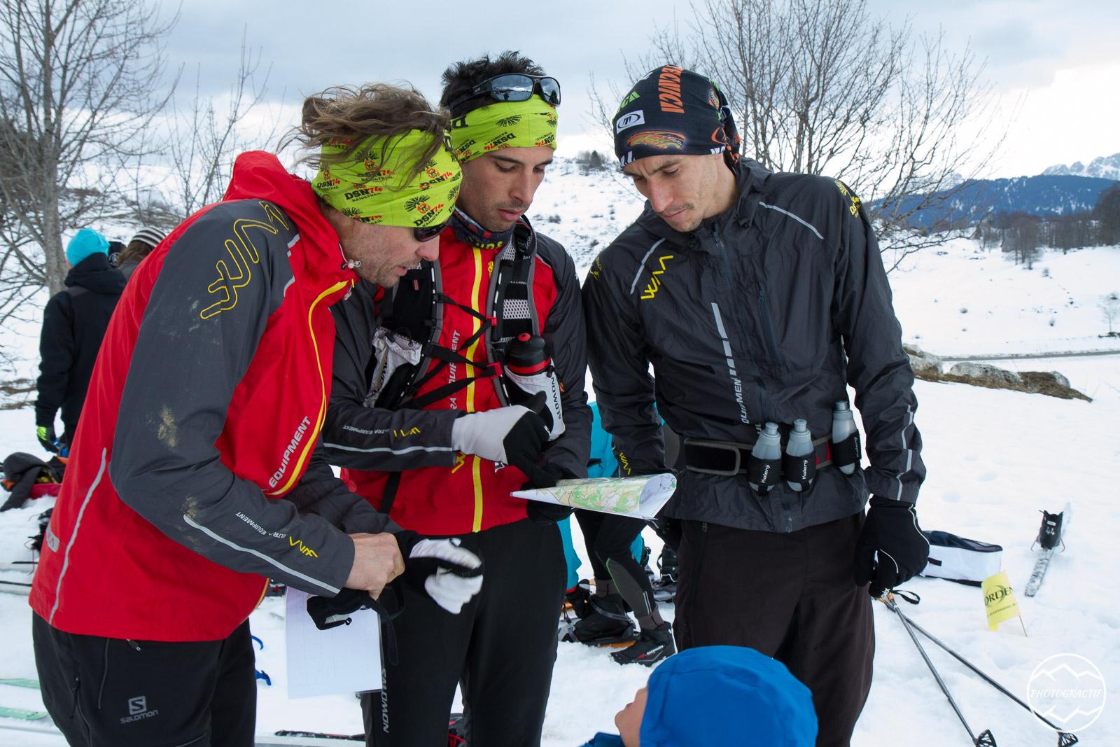 DSN Entrainement Ski Raquettes (63)