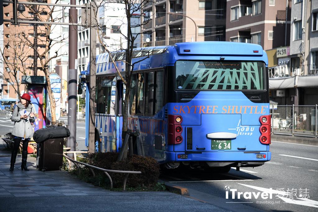 浅草豪景饭店 Asakusa View Hotel (5)
