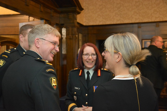 Canadian Forces Liaison Council - Alberta Awards