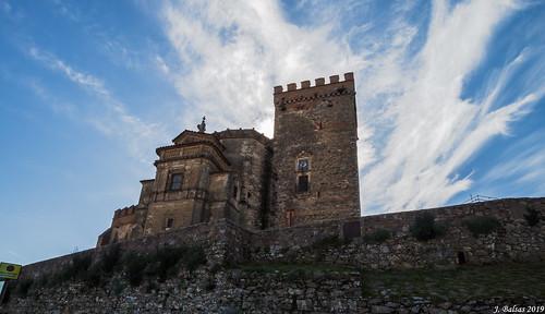 [0421] Aracena, Iglesia del Castillo.