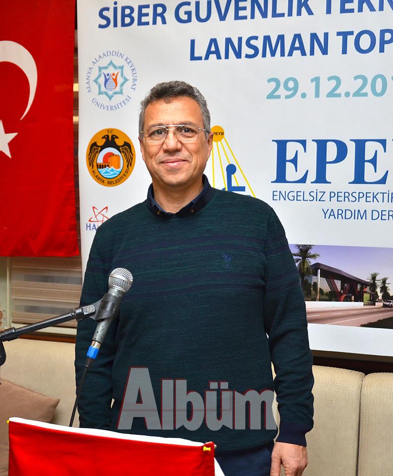 EPEYD tanıtım toplantısı yapıldı