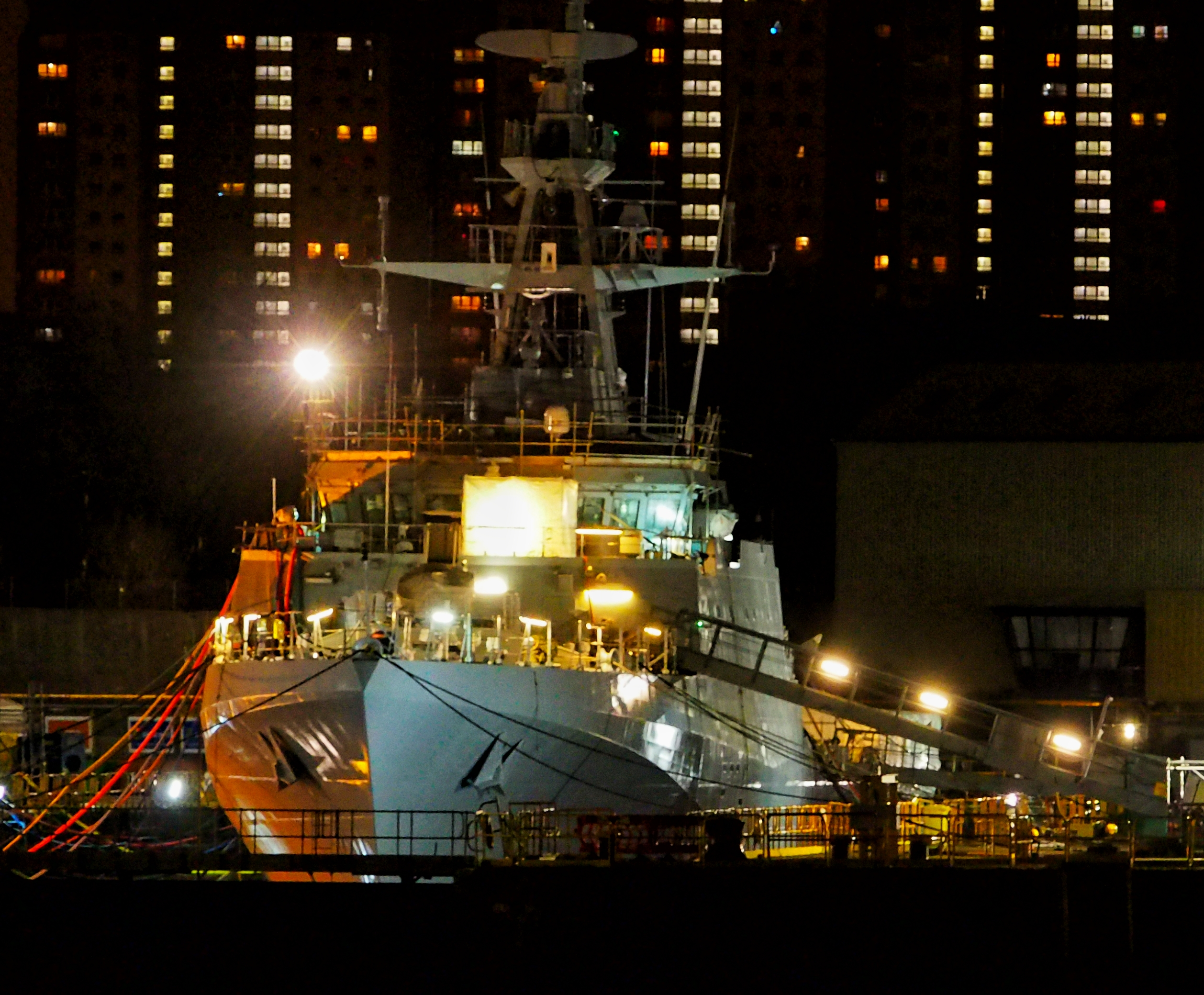 River-class Offshore Patrol Vessels (Batch 1 & 2) - Page 6 45648556105_57b721fa8e_o